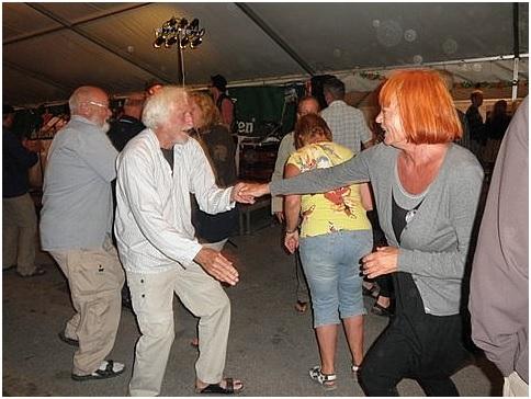 Andre dansede den halve nat